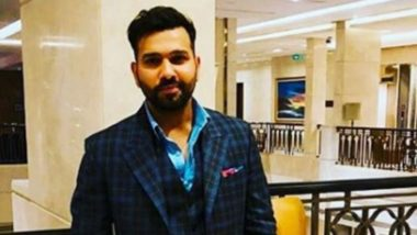 Rohit Sharma Emphasizes on Importance of Water On World Water Day