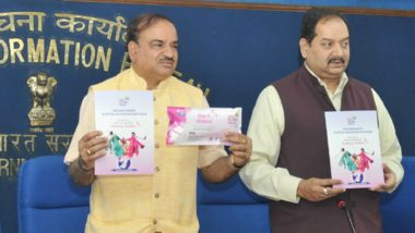 Government Launches Biodegradable Sanitary Napkins Priced at Rs 2.50 Per Pad