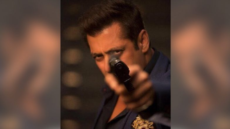 Salman Khan Begins The Three-Month Countdown For Race 3