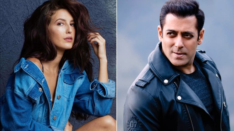 Ouch! Is Salman Khan Not Sure About Katrina Kaif's Sister Isabelle's Acting Skills?