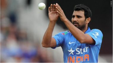 Mohammed Shami's Extra Marital Affair Allegations from Wife to Affect His Career? BCCI removed the Bowler from its Central Contract