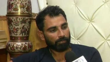 IPL 2021: Death Bowling Should Not Be Our Concern Anymore, Says Punjab Kings Pacer Mohammad Shami