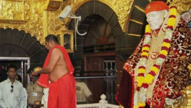 Shirdi Sai Baba Temple to Remain Open on January 19 Despite Shutdown in Shirdi Town, Says Temple CEO Dipak Muglikar