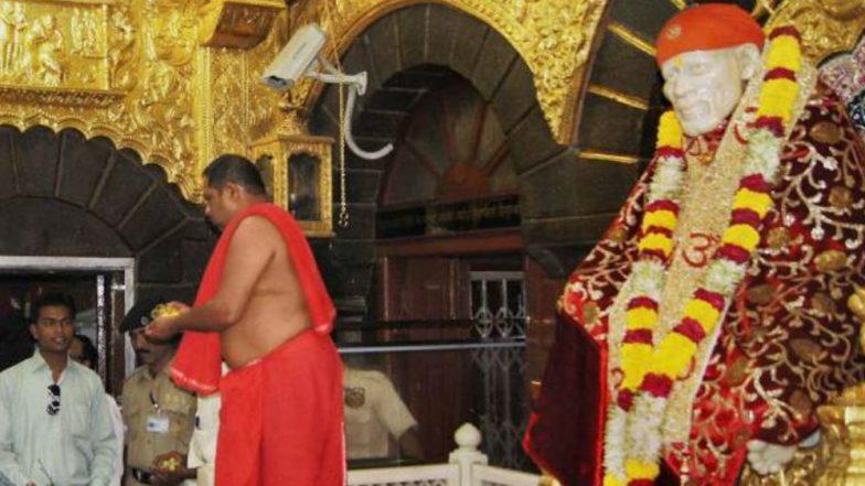 Shirdi Sai Baba Temple Gets Donations Worth Rs 6,40,95,305 During Guru Purnima Celebrations This Year