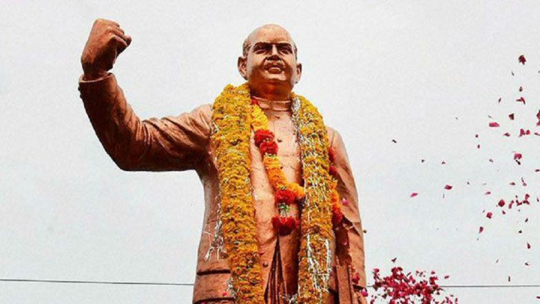Syama Prasad Mookerjee's Statue Vandalised In Kolkata