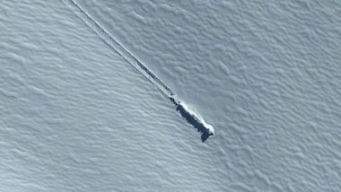 UFO Found in Antarctica? The Google Earth Picture is Just a Natural Phenomenon