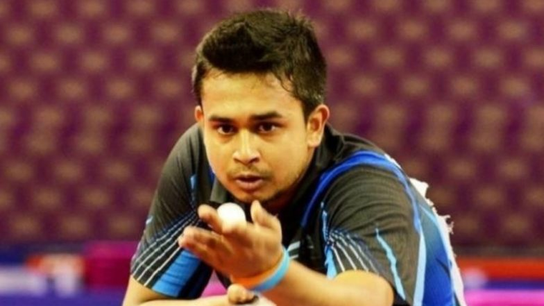 India table tennis player Soumyajit Ghosh accused of raping 18-year-old