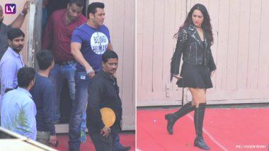 Salman Khan, Sonakshi Sinha Join Dharmendra, Sunny And Bobby Deol On Yamla Pagla Deewana 3 Sets
