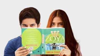 Dulquer Salmaan And Sonam Kapoor To Star In The Zoya Factor, Film Gets The Release Date