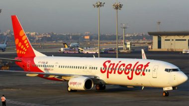 Passenger Dies Onboard SpiceJet Kolkata-Bound Flight After Falling Ill; Flight Diverted to Bhubaneswar