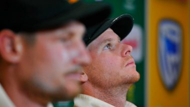 Steve Smith Steps Down as Captain Following Ball Tampering Incident During South Africa vs Australia 3rd Test