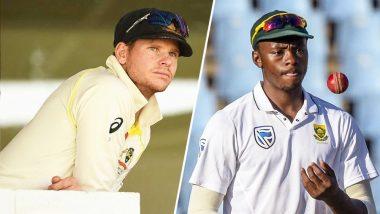 Steve Smith Slams ICC For Removing The Ban On Rabada