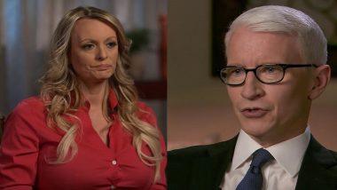 Donald Trump's Lawyer Michael Cohen Denies Threatening Porn Star Stormy Daniels