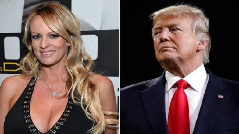 Porn Star Stormy Daniels Files New Lawsuit Against Donald Trump's Lawyer