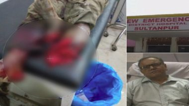 Sultanpur Horror: Patient Whose Leg Was Separated in Accident Left Unattended on Stretcher For Two Hours