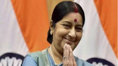 Sushma Swaraj Calls Nepal's Pradeep Kumar Gyawali To Congratulate, Extends Invitation To Visit India