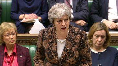 UK PM Theresa May Confirms She Will 'Quit' Before 2022 Elections