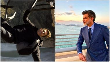 Anil Kapoor Meets Tom Cruise in Abu Dhabi: Here's What Happened Between the Mission Impossible Co-stars