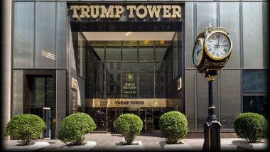 Several Suspicious Packages Found in New York's Trump Tower in Manhattan, Says NYPD