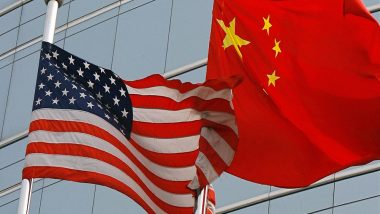 US, China to Hold Top-level Security Talks Easing Tensions
