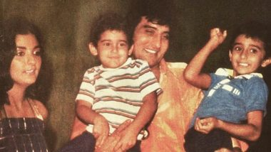 Akshaye Khanna's Super Cute Throwback Pictures is What You Need to Sail Through This Boring Day!