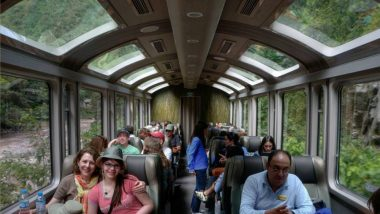 Glass-top Trains in Kashmir: Tourists in Kashmir Valley to Soon Travel on Vistadome Trains