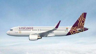 Air Vistara Expresses Regret After Recalling Snag-Hit Hyderabad-Bound Flight UK-869 to Mumbai Airport, Arranges Another Aircraft