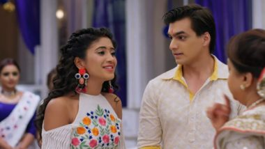 Yeh Rishta Kya Kehlata Hai 15th March 2018 Written Update of Full Episode: Naira and Kartik Celebrate Their First Holi