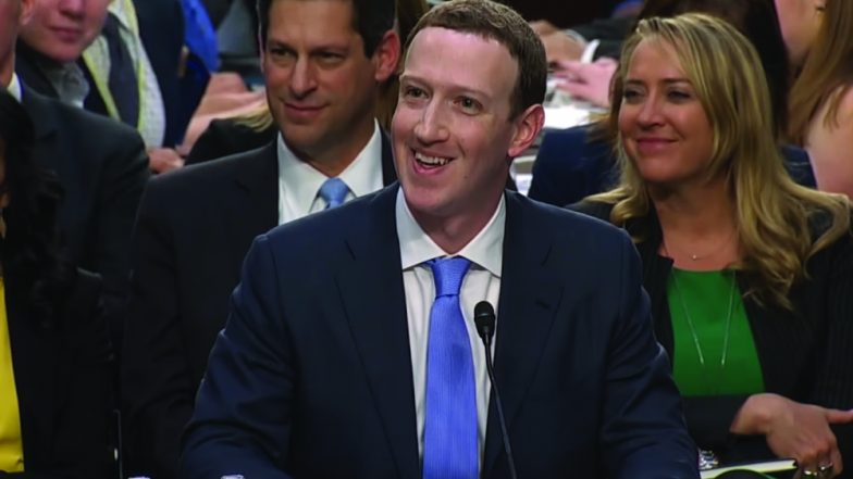 MP Court Summons Facebook CEO Mark Zuckerberg on Bhopal-based Startup's Complaint