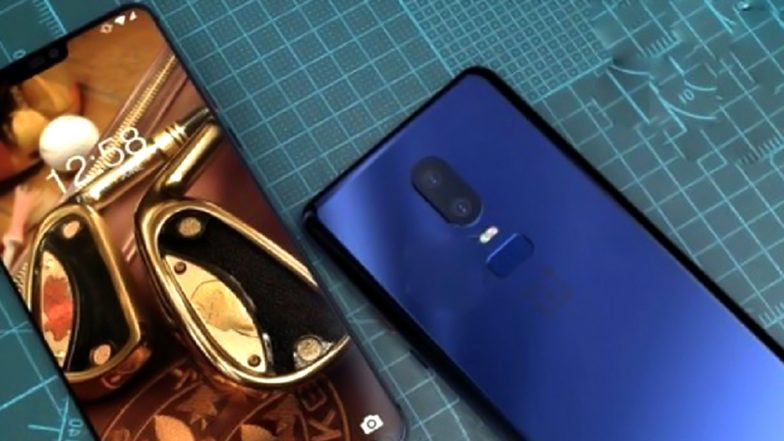 New OnePlus 6 Render Images Leaked Ahead of Launch; Expected Price, Release Date, Features and Specifications