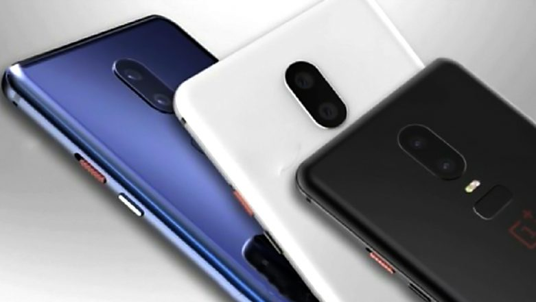 OnePlus 6 Colours