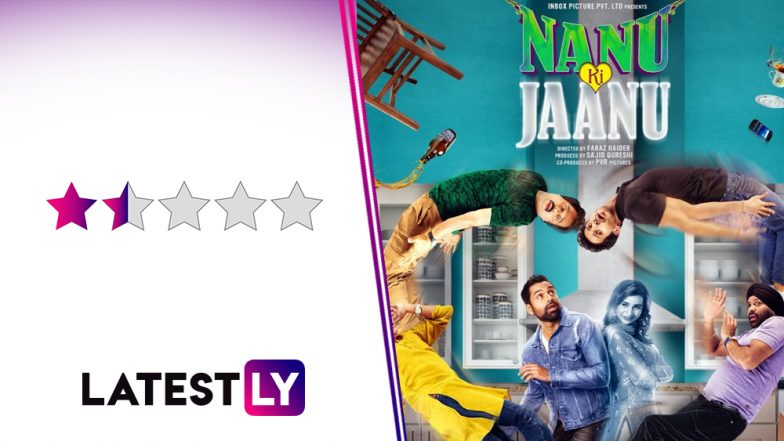 Nanu Ki Jaanu review: Cute, harmless and original