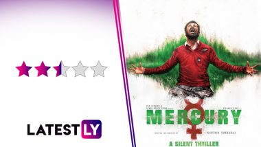 Mercury Movie Review: Prabhu Deva's Silent Thriller is Gutsy in Execution But Flimsy in Impact