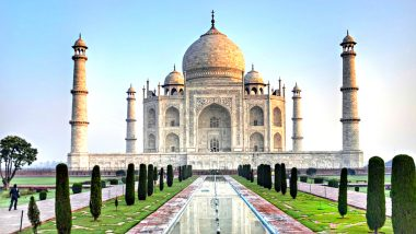 UP Government Files Draft Vision Document on Taj Mahal, Says Area Should be No-plastic Zone