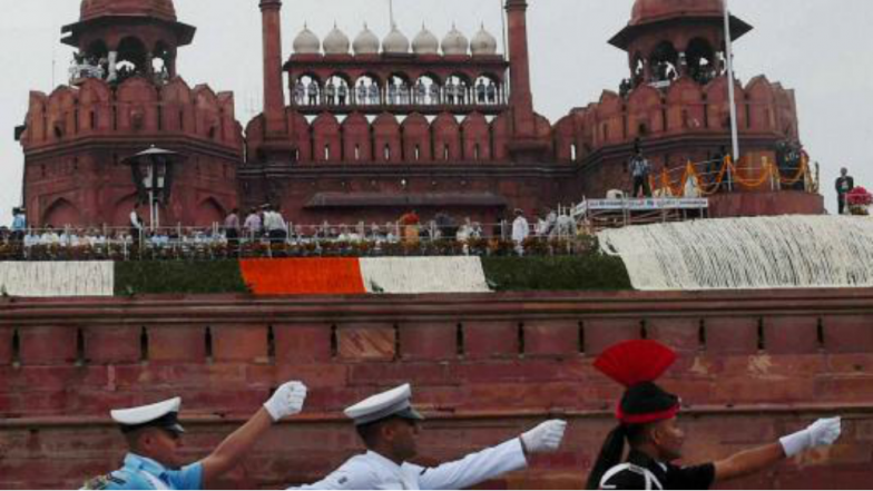 Bharat Dalmia Group adopts Red Fort, Congress objects