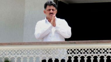 BJP Jealous of My Son's Growth, Alleges DK Shivakumar's Mother