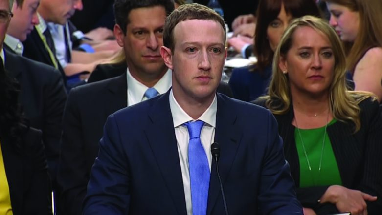 Facebook CEO Mark Zuckerberg Rejects Call to Break Up His Company