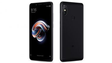 Xiaomi Redmi Note 5 Pro Now Getting Android 8.1 Oreo Update; Next Online Sale via Flipkart on May 30
