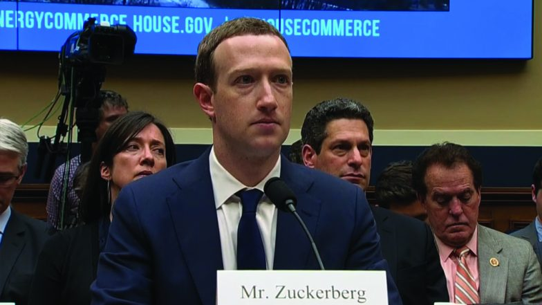 Major Facebook Shareholders Want Mark Zuckerberg to Step Down From Post of Chairman