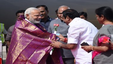 BJP-AIADMK Alliance For Lok Sabha Elections 2019: Seat-Sharing Talks in Final Stage