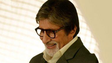 Amitabh Bachchan Obliges Selfie Seekers in Glasgow