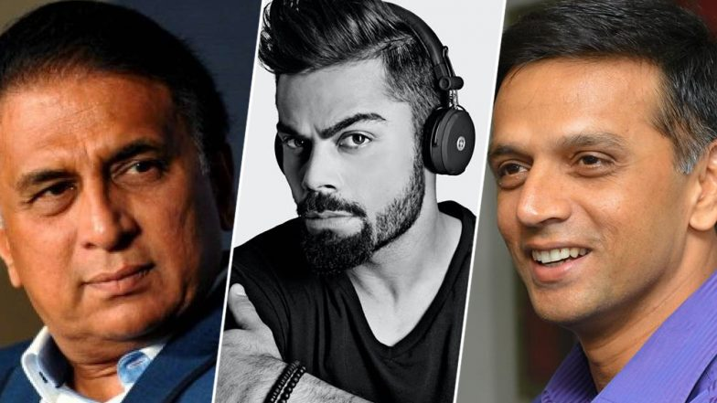 BCCI recommends Kohli, Dravid, Gavaskar for sports awards