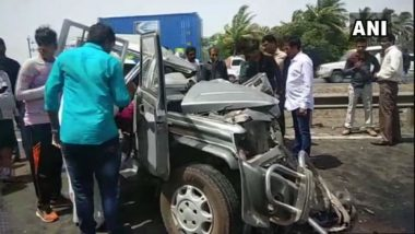 Five of Gujarat Family Killed After Truck Rams into Their Vehicle