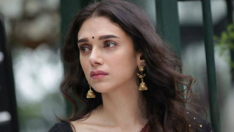 Padmaavat Actress Aditi Rao Hydari Feels Delighted to Get Support from Bollywood People