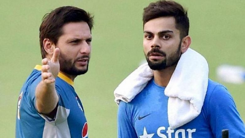 New Zealand Mosque Mass Shooting: Virat Kohli, Shahid Afridi and Other Cricketers React After Christchurch Attack