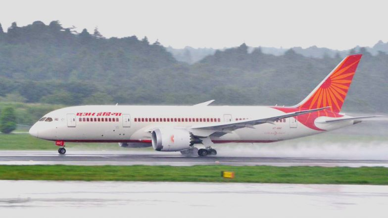 Air India pilot delays take-off after technician forgets phone on worldwide flight