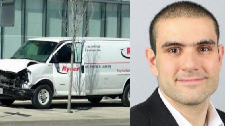 22f08be7bf Who Is Alek Minassian – The Man Who Killed Ten People In Toronto By Mowing  Them