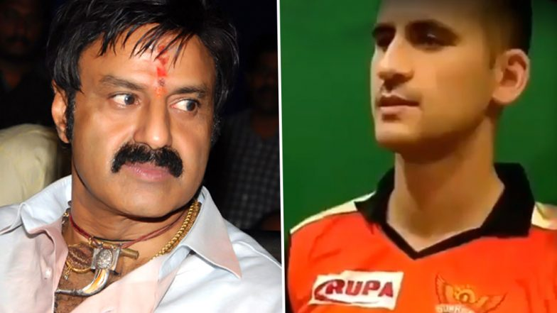 Alex hales' mimicry of nandamuri balakrishna's 'don't trouble the.