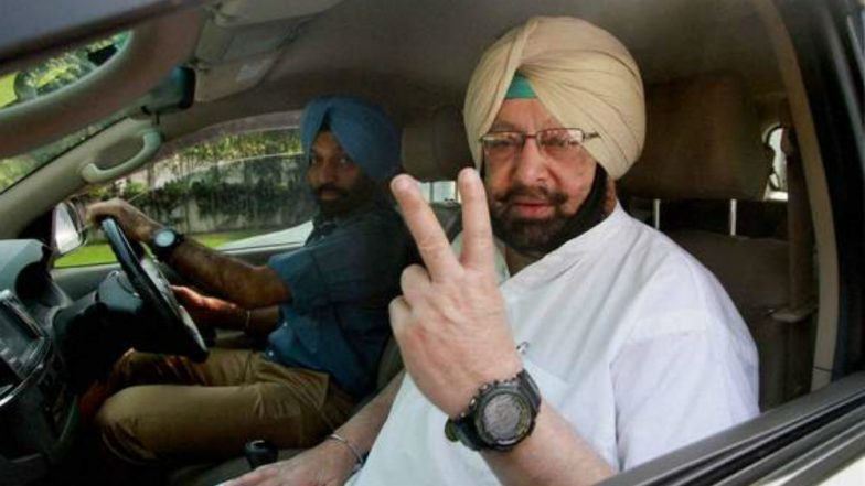 Rahul Gandhi's Replacement Must be 'Young, Dynamic Leader With Pan-India Appeal': Amarinder Singh on Next Congress Chief
