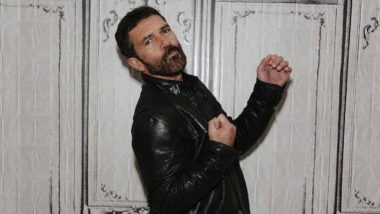 Don't Want to Play Sexy Boy My Whole Life: Antonio Banderas